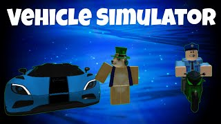 Roblox Vehicle Simulator Funny Moments!