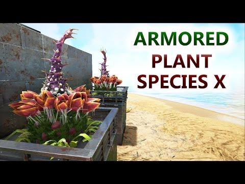 Ark survival evolved improved x turret design for Plant x ark aberration