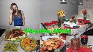 Vlog Minha Semana Ter A E Quarta  Meu Natal