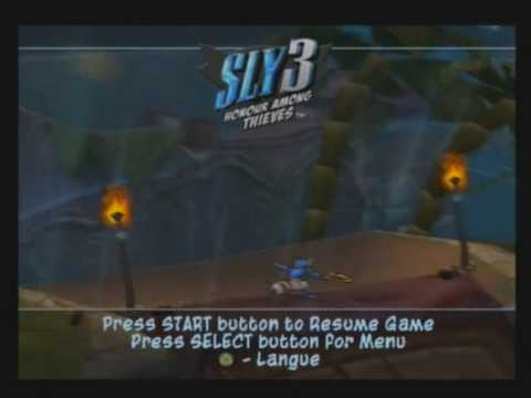 Sly 3 Walkthrough Part 1; Mission: The Cooper Vault
