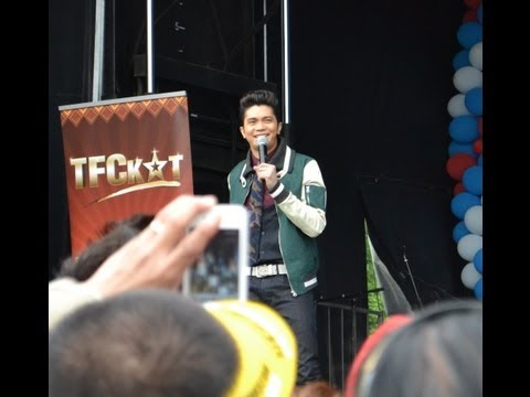 Vhong Navarro at Morden Part 01
