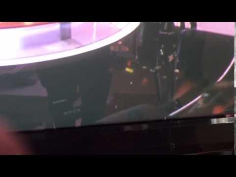 Bum shot on BBC Six O'clock News 21/4/2016