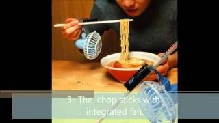 Top 32 Funny But Useless Japanese Inventions
