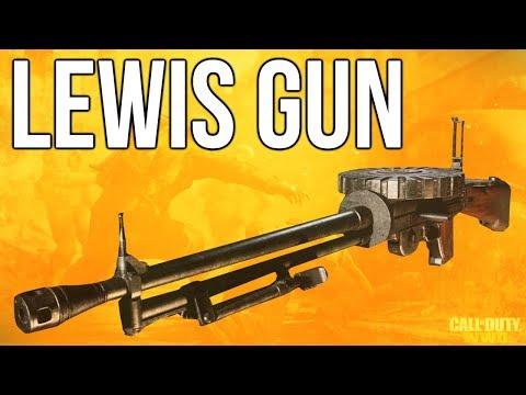 WW2 In Depth: Lewis Gun (Call of Duty: WWII)