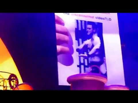 Robbie Williams And His Naked Picture Of Rock Dj (manchester 2 jul) video