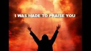 I was made to praise You ( Christian Worship Song )