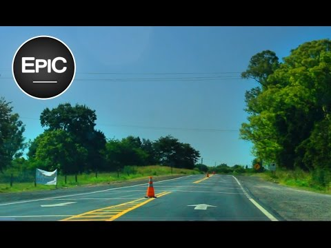 Ruta 41 - Provincia de Buenos Aires, Argentina (HD)