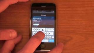 iPhone iOS 4 Walkthrough