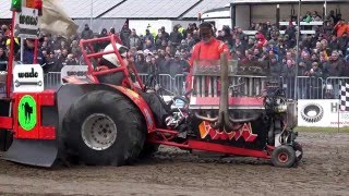Modified 950kg @ Füchtorf 2016-04-24 Tractor Pulling by MrJo