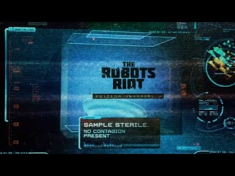 THE ROBOTS RIOT – POLTRON INVADERS 3 (PREVIEW)