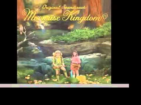 Moonrise Kingdom Soundtrack: The Heroic Weather-Conditions Of The Universe, Part 1: A Veiled Mist