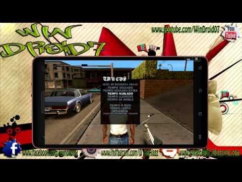 Trucos en Español GTA San Andreas Para Android + Feliz Año Nuevo