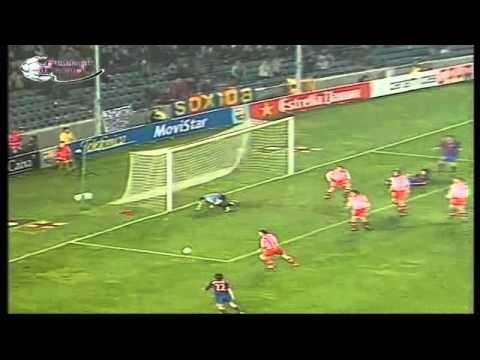 barcelona vs Atletico Madrid 2003/2004 full match 3-1
