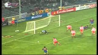 barcelona vs Atletico Madrid 2003/2004 full match 3-1