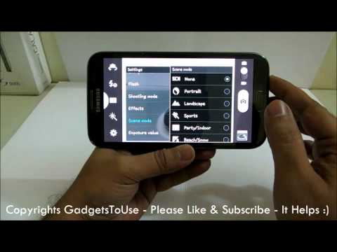 Galaxy Note 2 Camera Review. Tips. Tricks and Hidden Features Explained