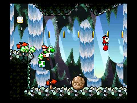 Super Mario World 2 - Yoshi