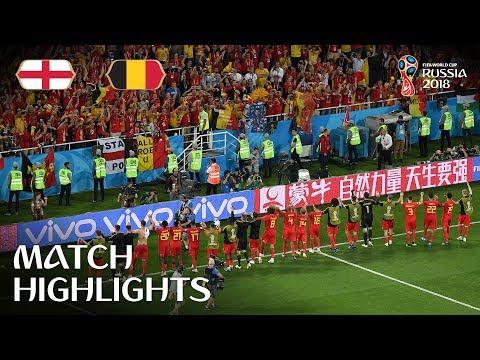 England v Belgium - 2018 FIFA World Cup Russia™ - Match 45