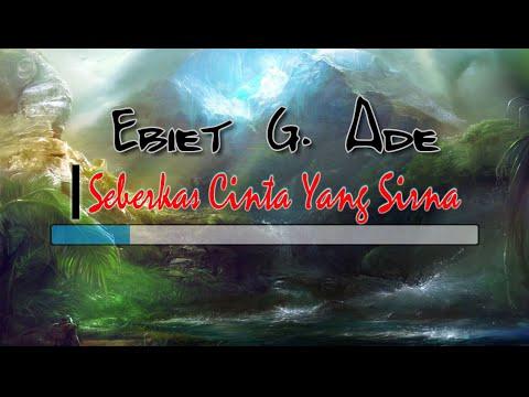 [Midi Karaoke] ♬ Ebiet G. Ade - Seberkas Cinta Yang Sirna ♬ +Lirik Lagu [High Quality Sound]