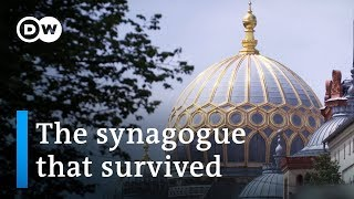 The Berlin synagogue with the golden dome | DW Documentary
