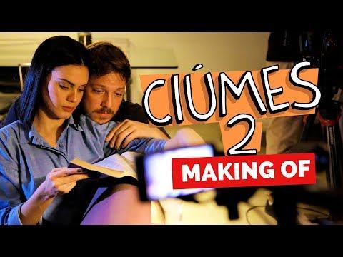 MAKING OF - CIÚMES 2 Vídeos de zueiras e brincadeiras: zuera, video clips, brincadeiras, pegadinhas, lançamentos, vídeos, sustos