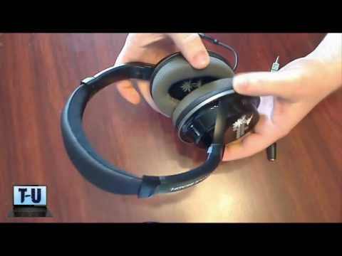 How To Take Off Turtle Beach Ear Pads