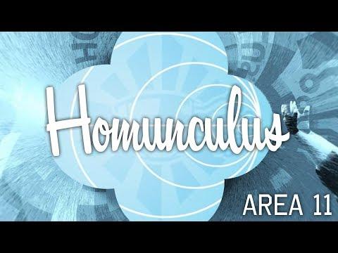 Area 11 - Homunculus