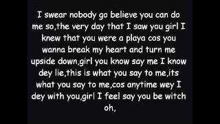 P-Square - Say Your Love (Lyrics)