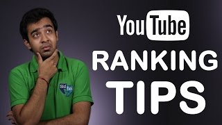 YouTube Ranking Tip #2 | Video SEO | Rank Title Description & Thumbnail | User Interaction Signals