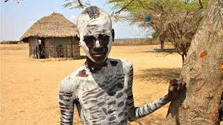 Karo Tribe of the Omo Valley -  በደቡብ ኦሞ የቃሮ ማህበረሰብ