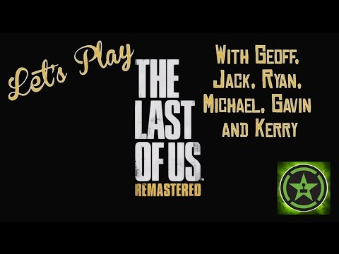 Lets Play The Last of Us Remastered