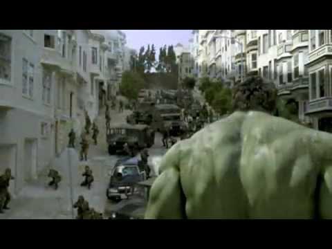 The Hulk (2003) - Theatrical Trailer