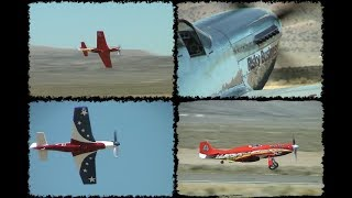 2002 Unlimited qualifications, with Miss America air racer crash landing