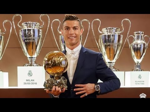 Кто получит золотой мяч в 2018 году