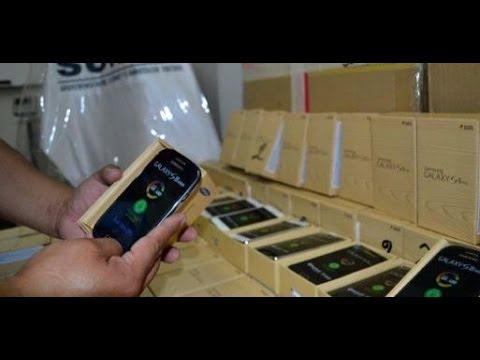 Cómo funcional red internacional trafica con celulares robados en República Dominicana