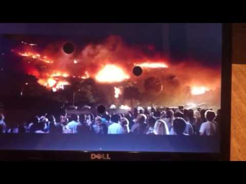 THIS IS THE END MOVIE SATANS FALSE RAPTURE! AND END OF THE WORLD DO NOT BE DECEIVED!!