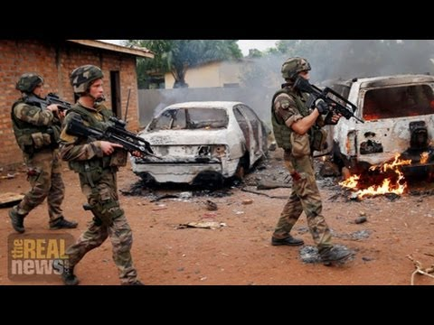 Will Foreign Troops Help Quell Violence in the Central African Republic?