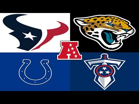 WILL TITANS REIGN SUPREME? | AFC SOUTH PREDICTIONS | 2017 NFL SEASON