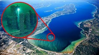 Most MYSTERIOUS Discoveries Made In Lakes!