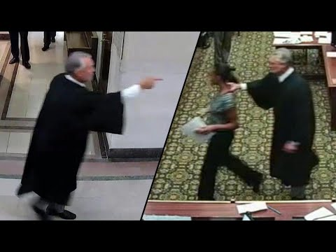 Ohio Judge Forced to Resign for Being Out of Order in His Own Courtroom thumbnail