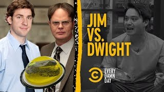 "What Are Jim's Top 3 Pranks on Dwight in ""The Office""?"
