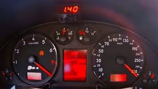 1000HP Audi RS4 B5 Biturbo Acceleration 0-300 Sound