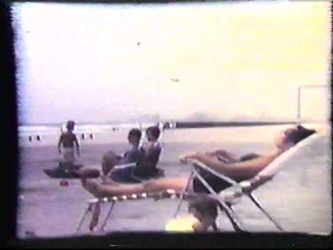 Family film   1960s Brigantine New Jersey Stone Harbor Fishing trip
