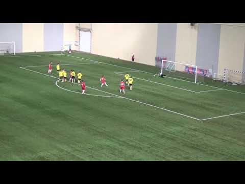 Обзор матча Енисей-М — СДЮСШОР-Кемерово 2:0