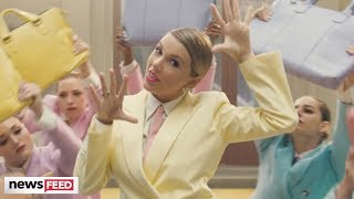 Taylor Swift Album Title REVEALED?!
