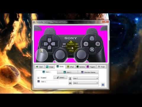 Como configurar o controle de PS2 pra jogar no PC