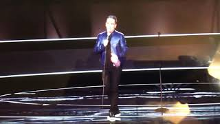 "Sebastian Maniscalco ""Stay Hungry"" animals on airplane"