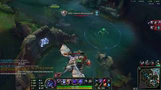 League of Legends how to outplay  (Flash Required) :D