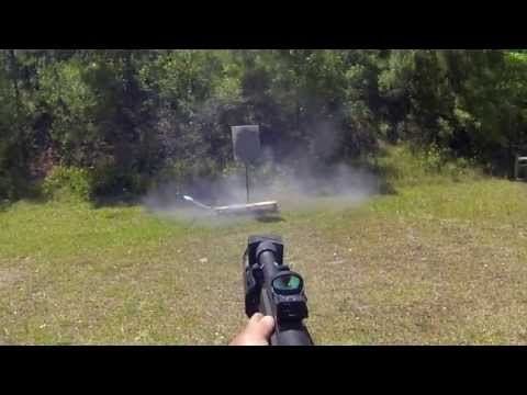 23 rounds in 3.73 seconds with a Mossberg 930 shotgun- Shoot Fast! with Jerry Miculek excerpt