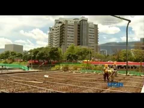 En un 85% avanza construcción de las paredes del soterrado de Parques del Rio Medellín