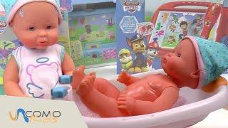 Cuidamos a NENUCO - NENUCO baño de burbujas - NENUCOS en Español